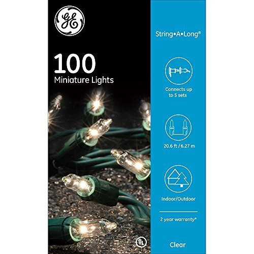 Ge 100 Led Miniature Lights in US - 4