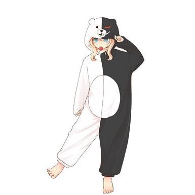Amazon Com Rain S Pan Anime Danganronpa Monokuma Cosplay Costume