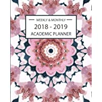 Teacher Academic Planner 2018-2019: Weekly & Monthly Academic Lesson Planner & Journal Notebook, 7 Period - Agenda Diary, Lesson Plan Book & ... Organizer (August 2018 through July 2019)