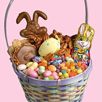 Amazon adult easter basket of sweets small gourmet candy adult easter basket of sweets small negle Gallery