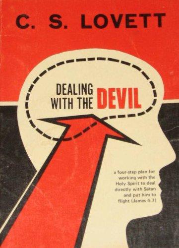 Dealing With The Devil C S Lovett 9780938148036 Amazon Com Books