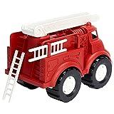 Green Toys Fire Truck - BPA Free, Phthalates Free