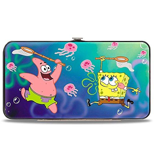 Buckle-Down Buckle-Down Hinge Wallet - SpongeBob Accessory, SpongeBob SquarePants, 7