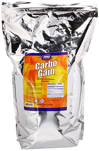 NOW Sports Carbo Gain 12 pound