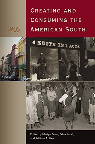 Search : Creating and Consuming the American South