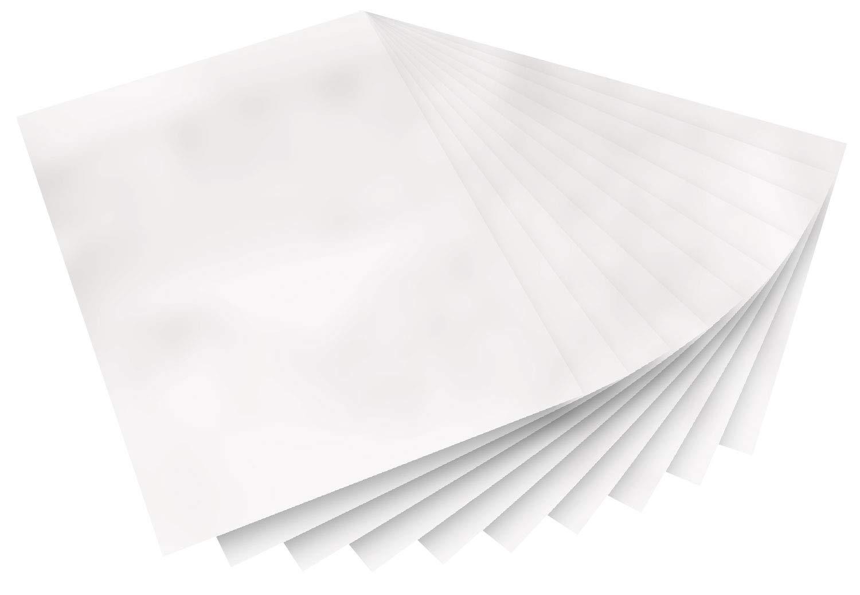 Folia 450230/ 10/Feuilles 23/x 33/cm /Film de fen/être incolore