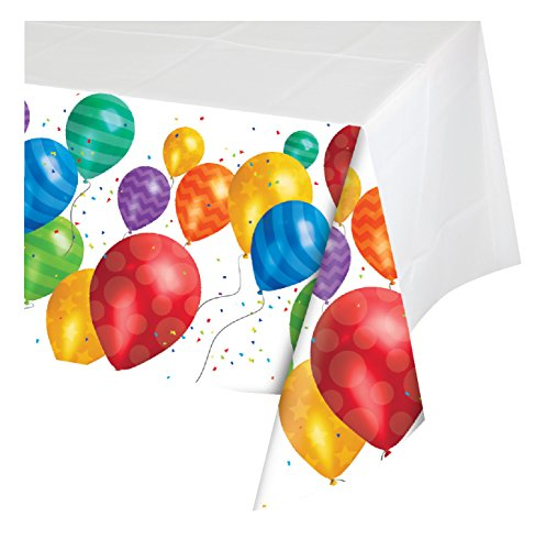 Creative Converting 315296 Table Cover, 54