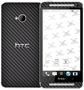 XGear EXO Skin Protective Vinyl Film for HTC One M7 (Graphite)