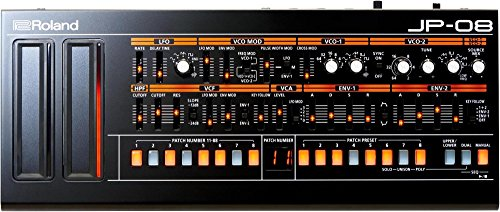 Roland Sound Equipment (Roland JP-08 Sound Module)