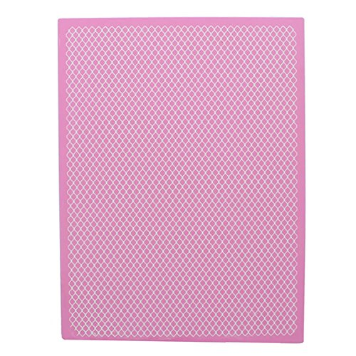Fishnet 3-D Large Silicone Lace Mat by Claire Bowman by THE CAKE DECORATING COMPANY (Image #4)