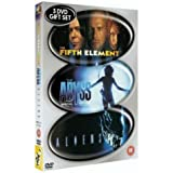 Aliens / The Abyss / The Fifth Element [Region 2]