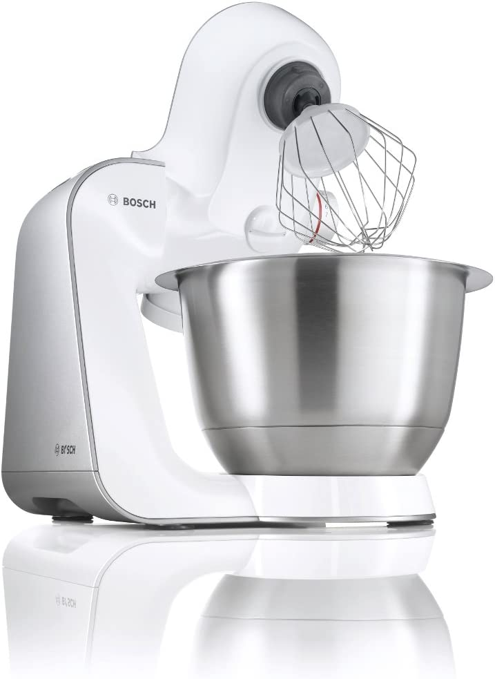 Bosch Styline Colour MUM5 - Robot de cocina, 900 W, color blanco ...