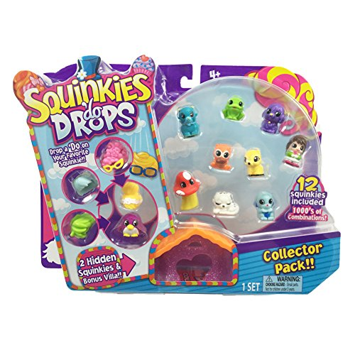 Squinkies 'do Drops Season 1 Toy Figure (12 Pack) Style 7