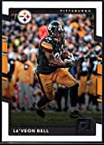 #1: 2017 Donruss #256 Le'Veon Bell Pittsburgh Steelers Football Card