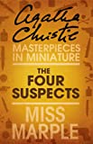 The four suspects by Agatha Christie front cover