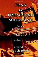 Fear & Trembling Magazine: Volume 1.1 Paperback