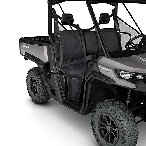 New Genuine Can Am Defender & MAX HD8 HD10 SxS SSV Sport Fender Flares 715003898