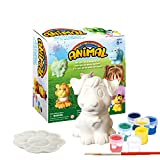 Hilou Paint Your Own Animal Figurines (bird,cat,dog,fish and tortoise)
