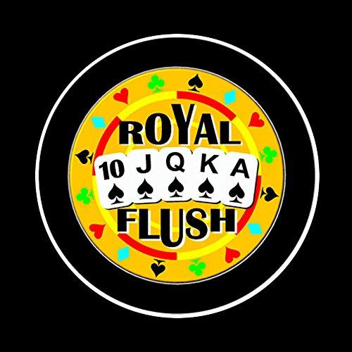 Royal FlushゴルフボールマーカーPoker B00TAAHOFA Chip Chip Royal B00TAAHOFA, SOAR(そあ)ショップ:c50b9293 --- itxassou.fr