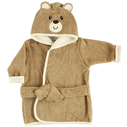 Luvable Friends Animal Hooded Bathrobe, Bear by Luvable Friends