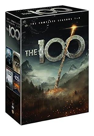 Les 100 Saisons 1 A 4 Dvd Blu Ray Amazon Fr