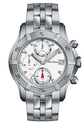 Pierre Laurent Ladies' Chronograph Swiss Watch w/ Date, 23222