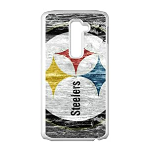 SANYISAN Creative Steelers Pattern Fahionable And Popular High Quality Back Case Cover For LG G2