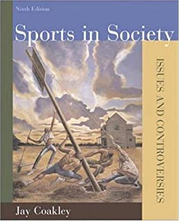 Amazon sports in society issues and controversies sports in society issues and controversies ninth edition fandeluxe Gallery