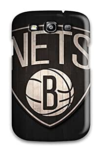 4335986K451639819 brooklyn nets nba basketball (16) NBA Sports & Colleges colorful Samsung Galaxy S3 cases