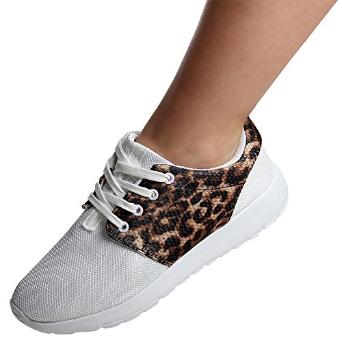 Bianco Sneaker Sneaker Leo Leo topschuhe24 Sneaker Donna topschuhe24 topschuhe24 Donna Bianco Donna qXwaZvI