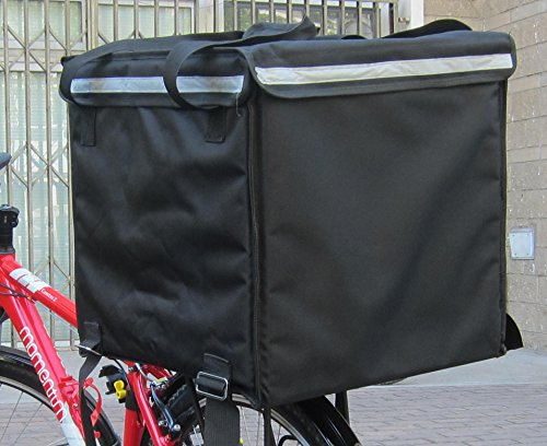 PK-92V: Large Rigid Heavy Duty Food Delivery Box for Moto...