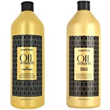Matrix Oil Wonders Shampoo and Conditioner Set, 33.8 Ounces