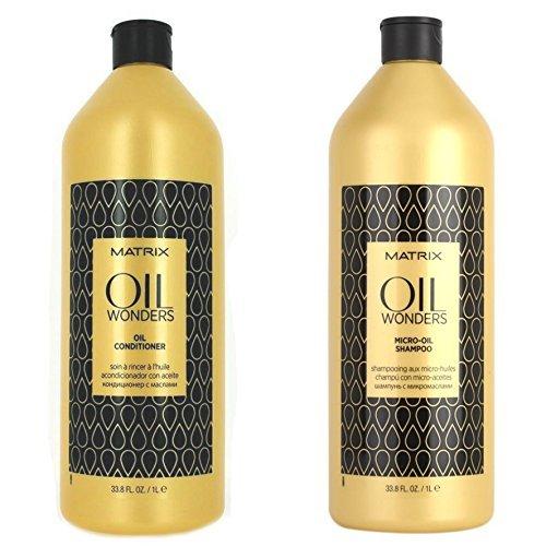 Matrix Matrix Oil Wonders Shampoo and Conditioner 33.8oz set