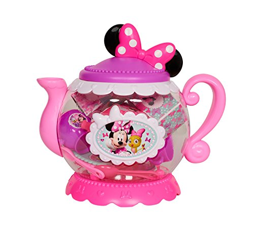 Minnie Happy Helpers Terrific Teapot Set, Multicolor