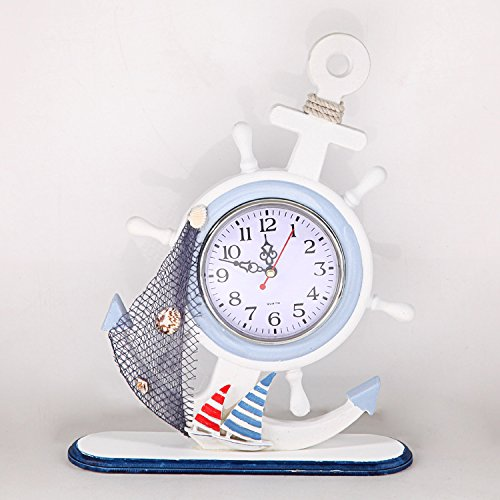 51rgXwVazhL The Best Beach Wall Clocks You Can Buy