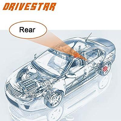 DRIVESTAR 512319 BR930622 REAR Wheel Hub & Bearing Left/Right fits for 06-13 VW Jetta, 09-13 VW CC Tiguan, 10-13 VW Eos Golf, 12-13 VW Beetle, 06-10 VW Passat, 09-10 Passat CC, 08-09 TT: Automotive