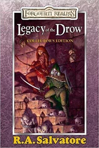 Legacy of the Drow (Forgotten Realms): Amazon.es: R. A. ...