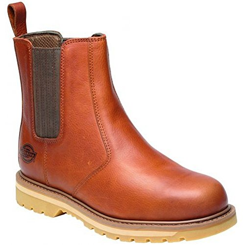 Dickies Trinity Non-Safety Boot Tan 6