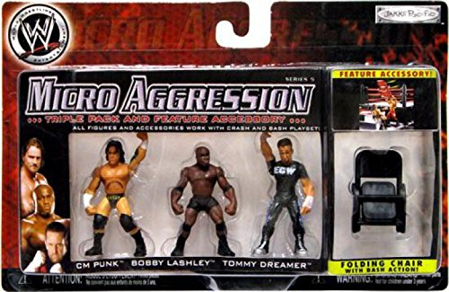 wwe jakks micro aggression - 8