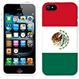 Apple iPhone 5s Mexican Flag Phone Case Cover