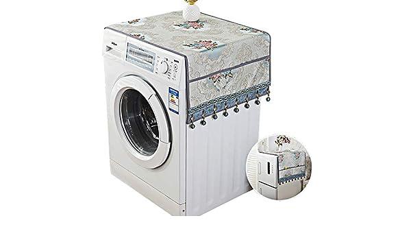 SYJYA Lavadora Cubierta Frontal Refrigerador O Bolsa De ...