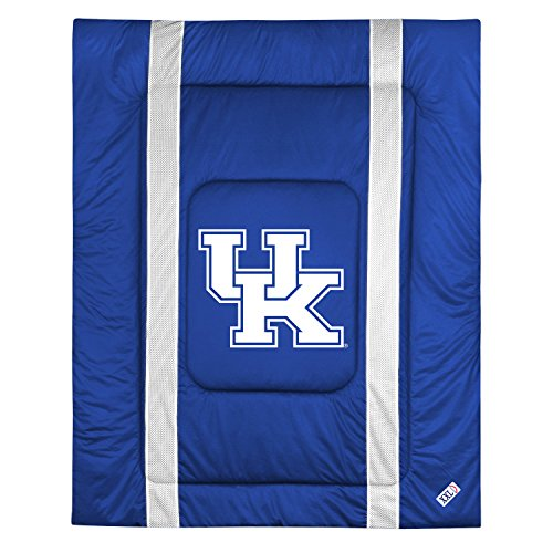 (Zokee University of Kentucky Jersey Stripe Comforter (Twin))