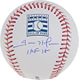Trevor Hoffman San Diego Padres Autographed Hall of Fame Logo Baseball with HOF 18 Inscription - Fanatics Authentic Certified