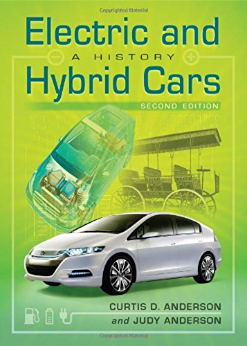 Electric and Hybrid Cars: A History, 2d ed. (English Edition)