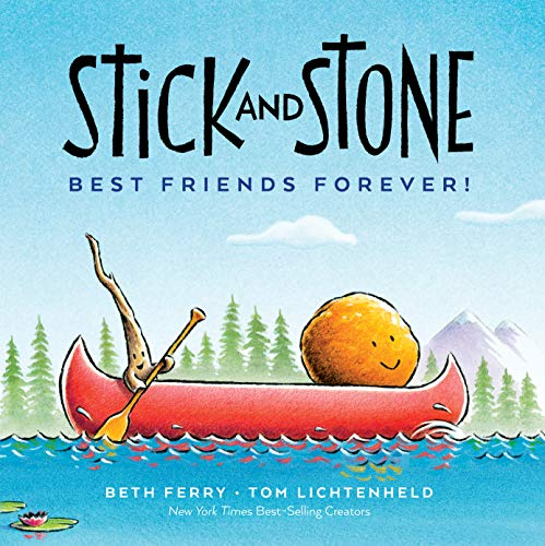 Book Cover: Stick and Stone: Best Friends Forever!