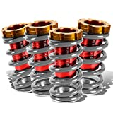 DNA Motoring COIL-HC88-T11-SL Coilover Sleeve Kits