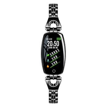 Cebbay Reloj Inteligente Hombre Mujer Impermeable IP67 Color Monitor ...