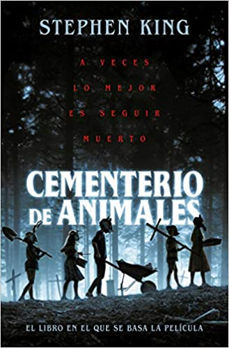 Cementerio de animales (BEST SELLER): Amazon.es: Stephen ...