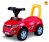Baybee BMW 5 Series Ride-on Car (Red) With Music