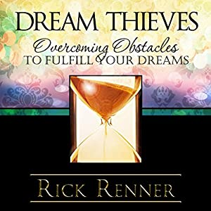 Dream Thieves Audiobook
